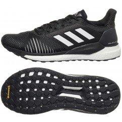 chaussures de running pour hommes adidas solar glide st cq3178 black / white