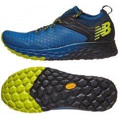 chaussures de trail running pour hommes new balance mt hierro v4 mthierh4 blue black