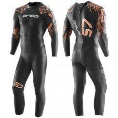 Nouvelle combinaison de triathlon néoprène Orca S7 Homme 2020