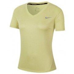 tee de running femmes w nike tee dry miller at6756-367
