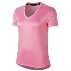 tee de running femmes w nike tee dry miller at6756-693