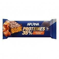 Apurna Barre Protéines 35% Crunchy Caramel