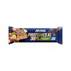 Apurna Barre Protéines 35% XL Crunchy Noisettes