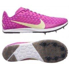 chaussures de cross country nike zoom rival xc aj0854 500 femmes