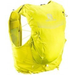 sac de trail running salomon adv skin 12 set yellow lc108770 sulphur spring