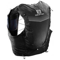 sac de trail running salomon adv skin 12 set black lc101310