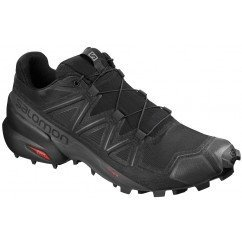 chaussure de trail running salomon speedcross 5 406840 black / bk / phantom
