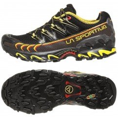 chaussure de trail running La Sportiva ultra raptor 16uby black / yellow