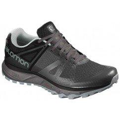 chaussures de trail running salomon trailster gtx 404882 magnet / black / quarry